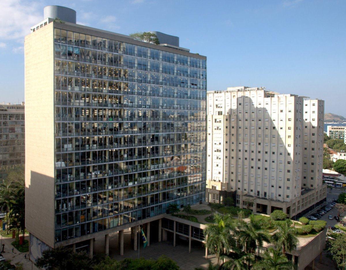 اسکار نیمایر ساختمان گوستاوو کاپانما - استوارسازان