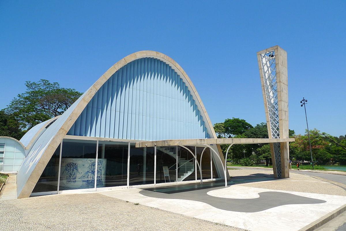 بررسی کلیسای سنت فرانسیس آسیسی اسکار نیمایر - اسوارسازان