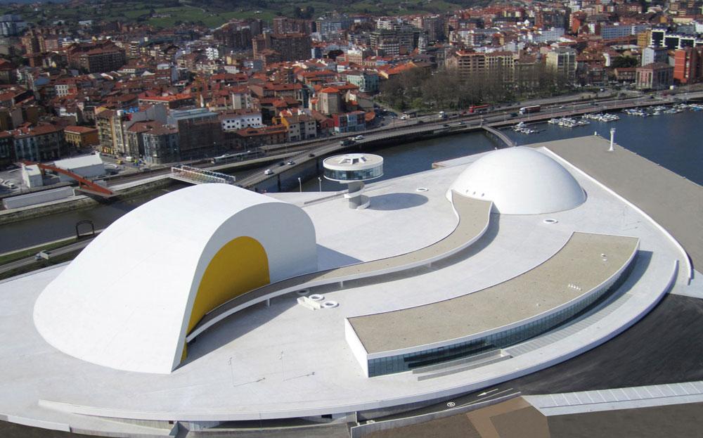 مرکز فرهنگی بینالمللی اولین پروژه اسکار نیمایر - استوارسازان