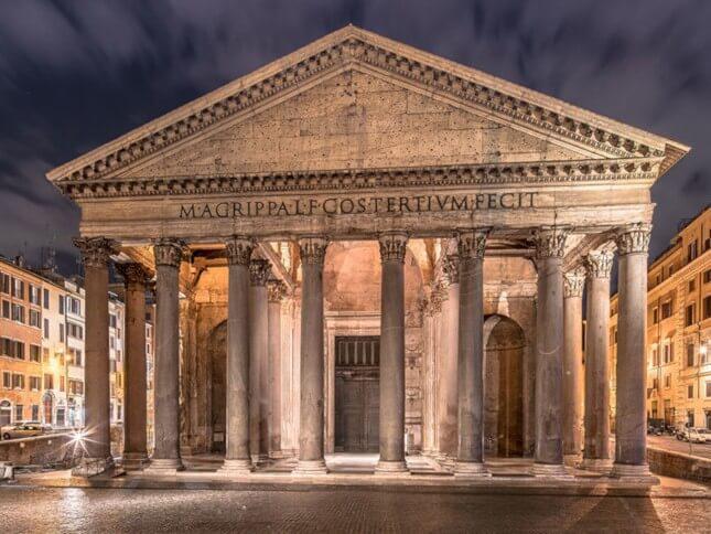 انواع بتن رومی استوارسازان