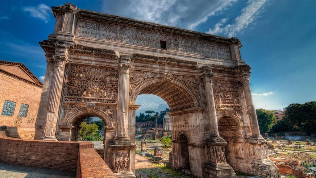 آشنایی با بتن رومی استوارسازان
