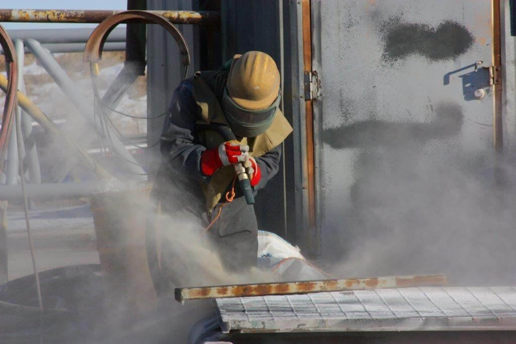 بررسی کاربردی سند بلاست خشک - استوارسازان