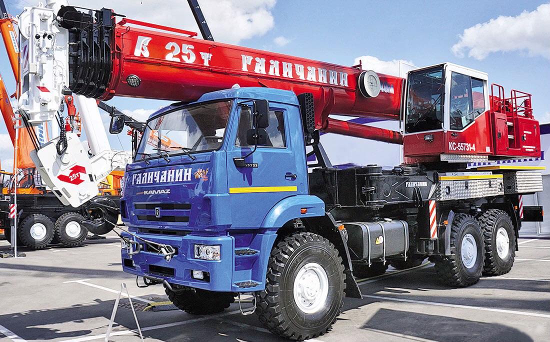 انواع جرثقیل کامیونی مورد استفاده در صنعت ساختمان استوارسازان