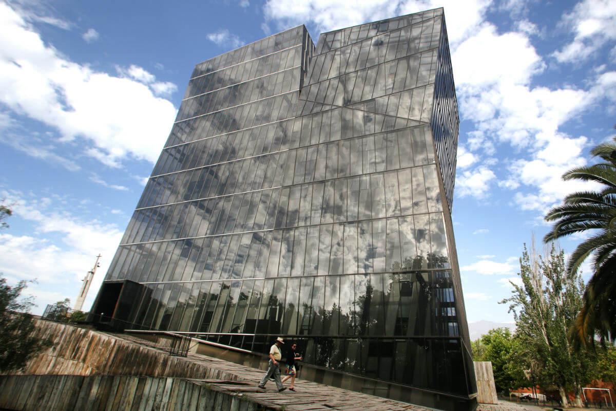 برج های سیامی در سانتیاگو شیلی اثر الخاندرو اروانا - استوارسازان
