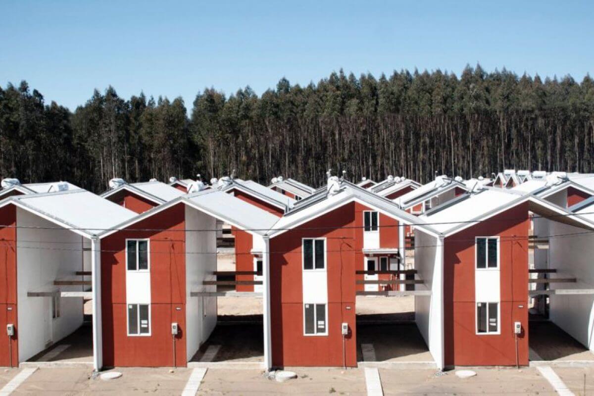 دومین پروژه بزرگ مسکن اجتماعی در شیلی از الخاندرو اروانا - استوارسازان