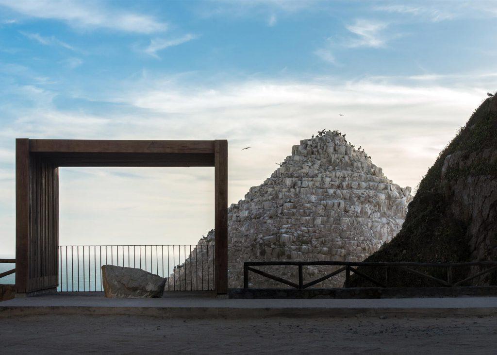طراحی تفرجگاهای توریستی از الخاندرو اروانا - استوارسازان