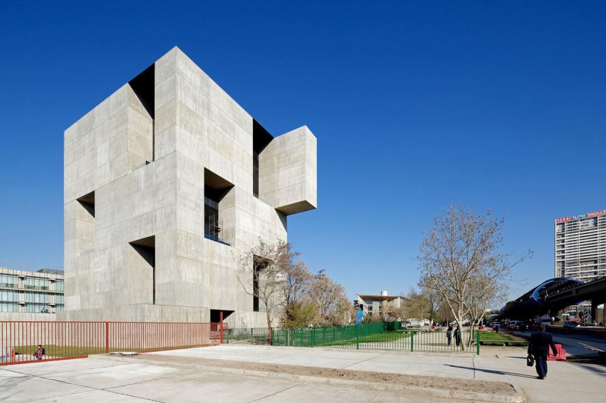 معماری مرکز نوآوری در شیلی الخاندرو اروانا - استوارساازان