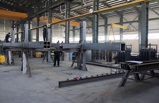 کارگاه هاس ساخت اسکلت سازه فلزی - استوارسازان