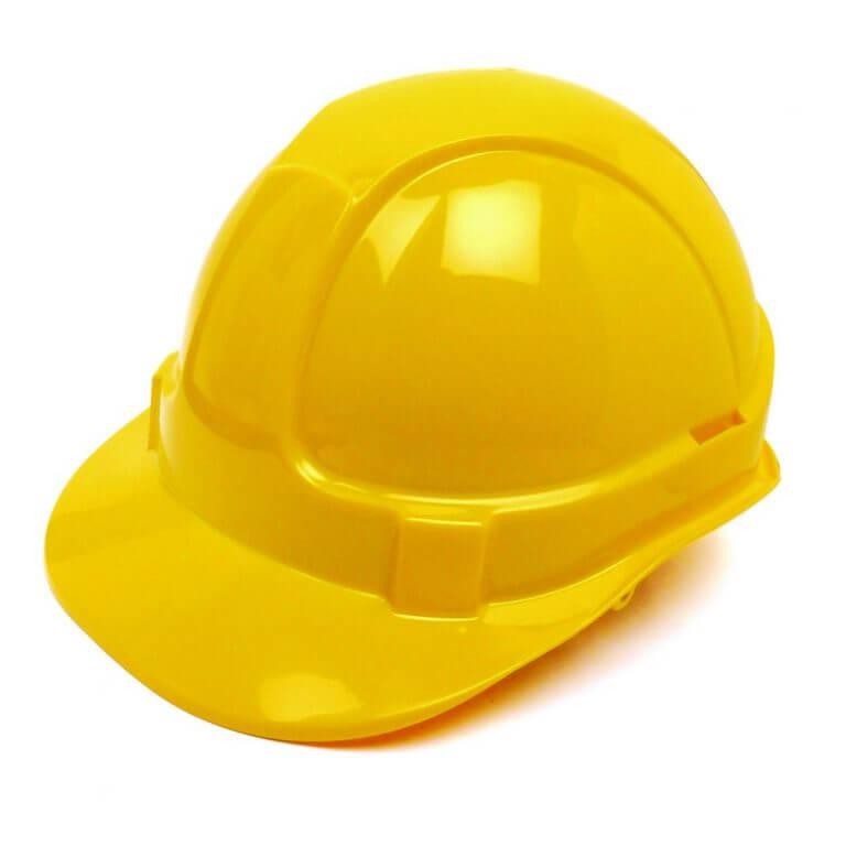 یکی از کلاه های مناسب جهت افزایش ایمنی در کارگاه ساختمانی - استوارسازان