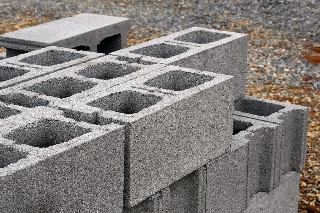 ابعاد و اندازه بلوک های سیمانی - استوارسازان