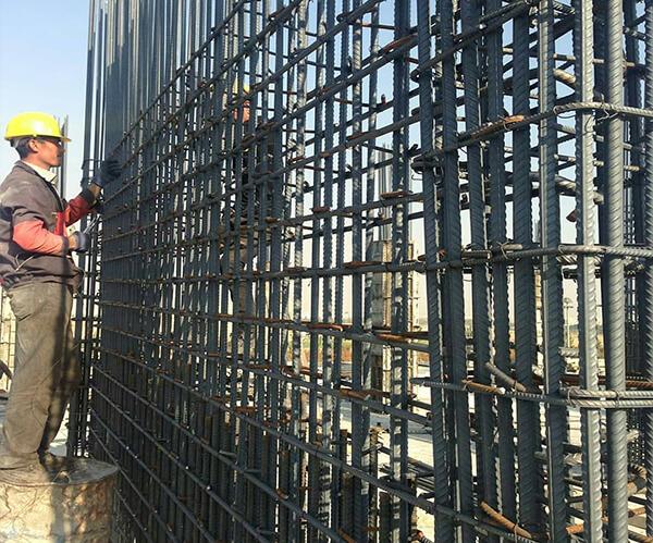آرماتور های مورب در دیوار برشی – دیوار بتن آرمه - استوارسازان