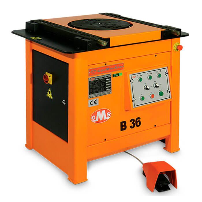 دستگاه میلگرد خم کن برقی - ابزار آرماتور بندی - استوارسازان