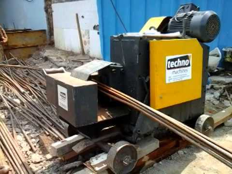 ماشین برقی برش میلگرد - ابزار آرماتور بندی - استوارسازان