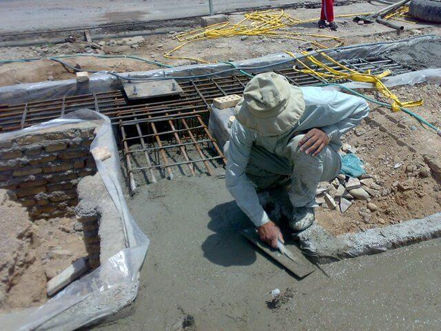 آرماتور بندی پی نواری برای ساختمان - آرماتور بندی فونداسیون - استوارسازان