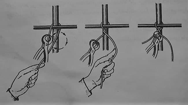 اجرای گرده ساده (لغزان) - وصله آرماتورها - استوارسازان)