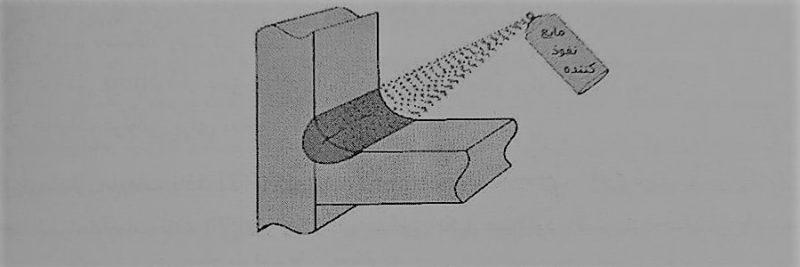 بازرسی به کمک مایع رنگی نفوذ کننده - بازرسی جوش - استوارسازان