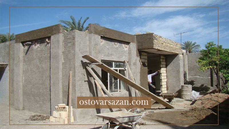 انواع ساختمان های بنایی - استوارسازان