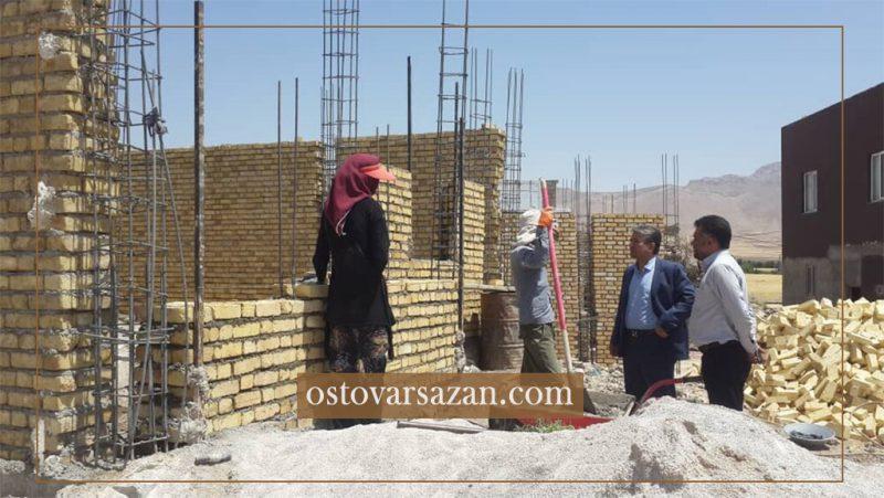 ضوابط طراحی معماری ساختمان بنایی - استوارسازان