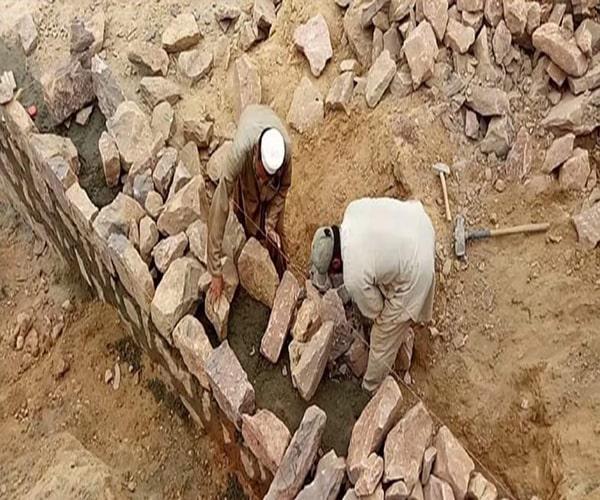 ساختمان غیرمسلح سنگی - انواع ساختمان های بنایی - استوارسازان