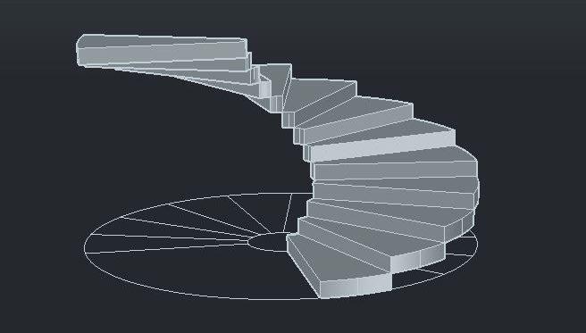 مراحل انجام - مدلسازی سه بعدی در اتوکد - استوارسازان