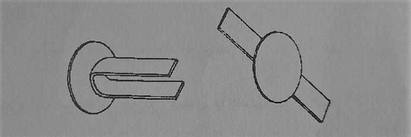 پولک فلزی - انواع قالب بندی بتن - استوارسازان
