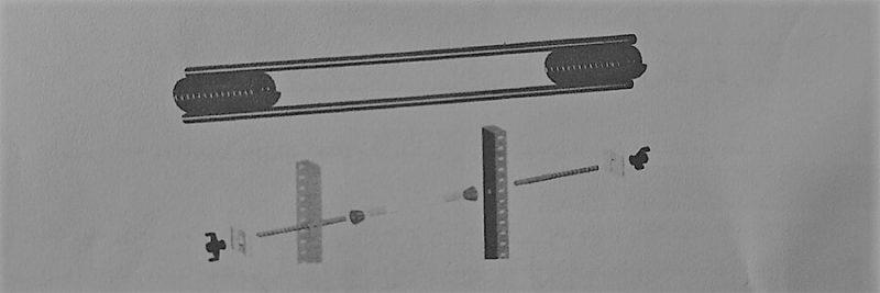 تصویر میان بولت - انواع قالب بندی بتن - استوارسازان