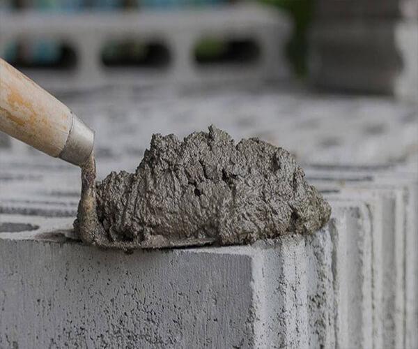 استفاده از ملات سیمان بنایی در ساخت و ساز - انواع ملات ساختمانی - استوارسازان