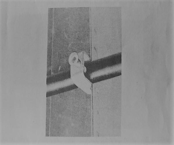 اتصال پشتبند لوله ای توسط گیره ی متوسط - انواع قالب بندی بتن - استوارسازان