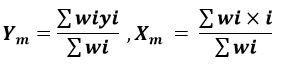 روابط تعیین کننده مختصات مرکز جرم - مفهوم برش پایه - استوارسازان