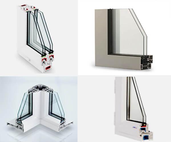 پنجره های یو پی وی سی - عایق حرارتی ساختمان - استوارسازان