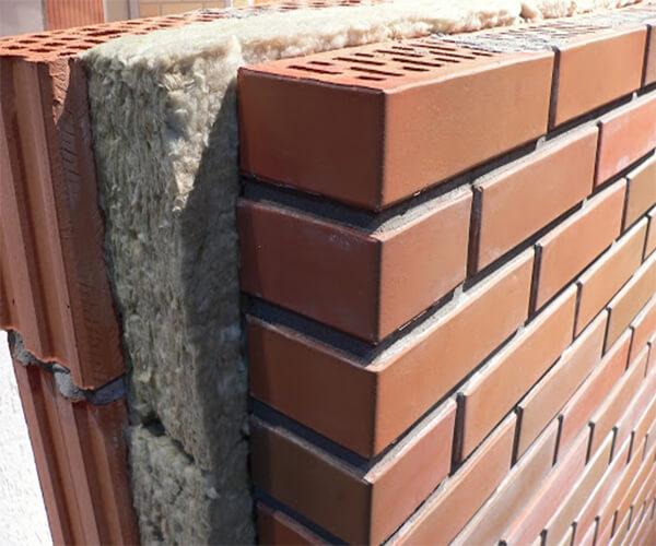 نصب عایق پشم سنگ + نصب نایلون و توری - عایق حرارتی ساختمان - استوارسازان