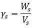 وزن مخصوص دانه های جامدخاک - فرمول های درس مکانیک خاک - استوارسازان