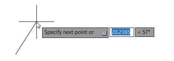 فعالسازی دستور Dynamic input استوارسازان