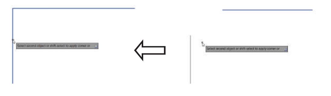 اجرای دستور fillet استوارسازان