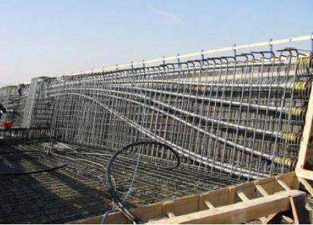 پل صندوقهای درجا ریز - سقف پس کشیده - استوارسازان