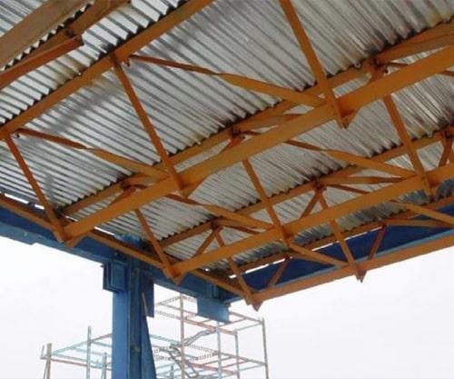 سقف کلالیت - استوارسازان