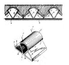 نمونه دال مجوف - سقف شاردک - استوارسازان