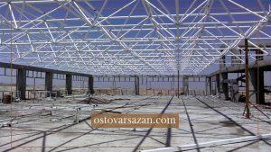 آشنایی با سقف های فضاکار (سازه فضایی - استوارسازان)