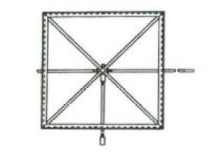 شیوه ساخت سقف زنبوره ای نوعی سازه فضایی - سقف های فضایی - استوارسازان