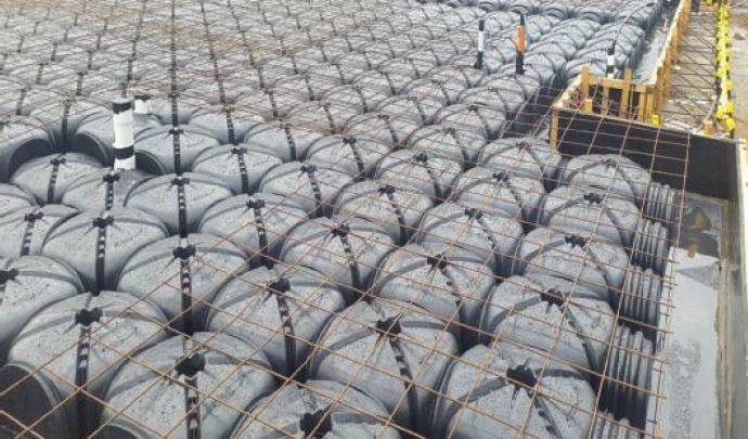 تصویر 2 اجرای سقف کوپلکس - استوارسازان