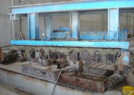 تصویر بتن پیس تنیده - سقف پس کشیده - استوارسازان