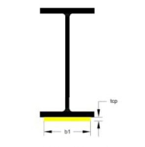 ورق کوچتر از بال مقطع - سقف کلالیت - استوارسازان