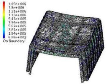 نتایج بارگذاری و طراحی قالب پلاستیکی سقف ایزی اسلب - استوارسازان