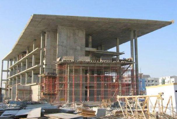 دال پیش تنیده و پس کشیده 2 - سقف پس کشیده - استوارسازان