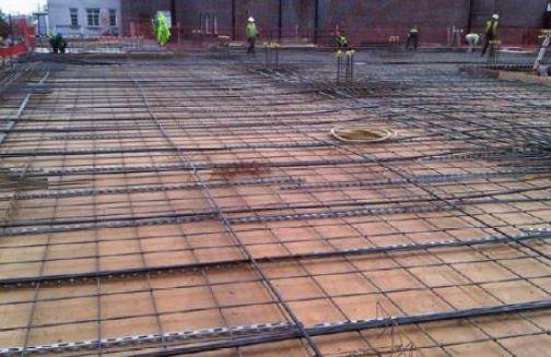 دال پیش تنیده و پس کشیده - سقف پس کشیده - استوارسازان