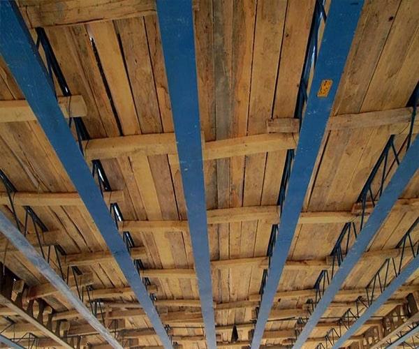 قالب گذاری در سقف کامپوزیت - استوارسازان