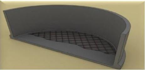 قالب بندی انباشتگاه با استفاده از روفیکس - سقف روفیکس - استوارسازان