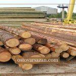 آزمایش تعیین وزن حجمی چوب