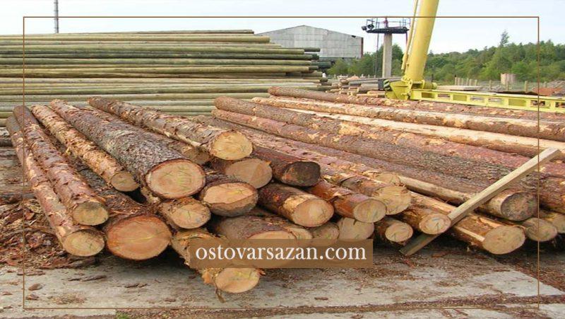 مرحله به مرحله آزمایش تعیین وزن حجمی چوب - استوارسازان