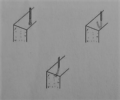 شکل نحوه اتصال عناصر سازه به شالوده بتنی - سیستم قاب فولادی سبک نورد سرد (ساختمان lsf) - استوارسازان